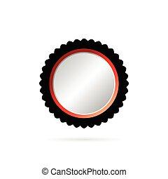 button color vector