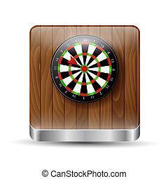 Button, darts