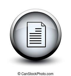 button document 2d
