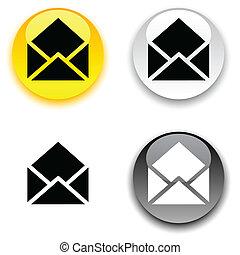 button., e-mail