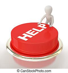 button!, hjælp