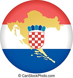 colors of Croatia