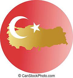colors of Turkey