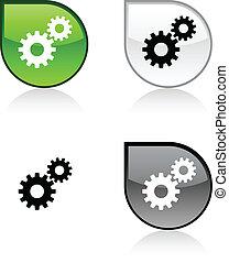button., instellingen