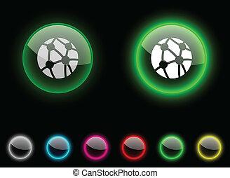 button., netwerk