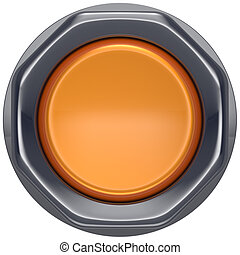 Button orange push down activate ignition power switch start...