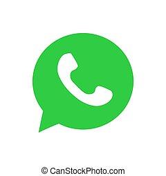 Button phone icon.
