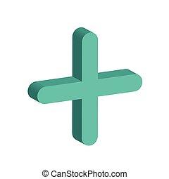 Button Plus icon