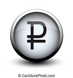 button prohibition cross 2d