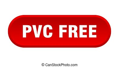 button., pvc, rundat, gratis, bakgrund, underteckna, vit
