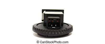 Button switch for fog lights