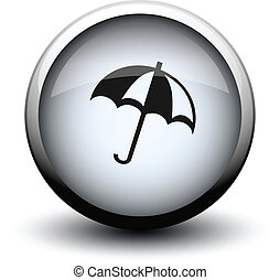 button umbrella 2d