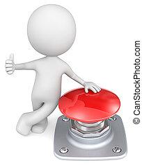 button., vermelho