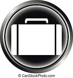 Button with a portfolio
