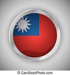 Taiwan flag design