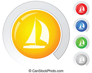 buttons boat