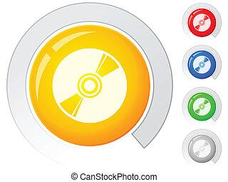 buttons CD