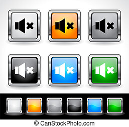 Buttons for web. Vector. - Set of buttons for web. Vector...