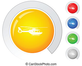 buttons helicopter