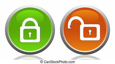 buttons-lock-unlock