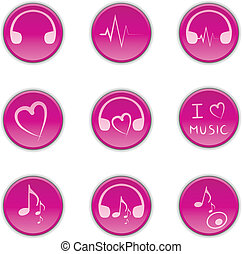 Buttons music