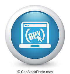 Buy button on website