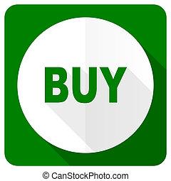 buy flat icon