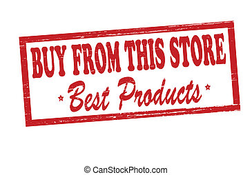Buy from this store best products