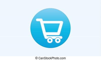Buy icon design,Video Animation HD1080