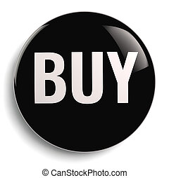 Buy Icon Symbol on White