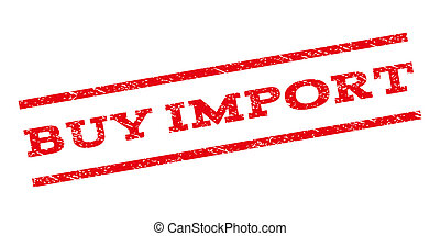Buy Import Watermark Stamp