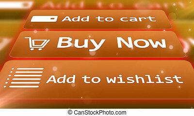 Buy now. Add to cart. Add to wishlist.
