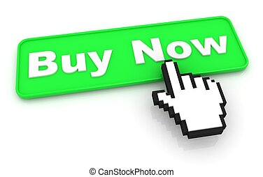 Buy Now Button with Hand Cursor