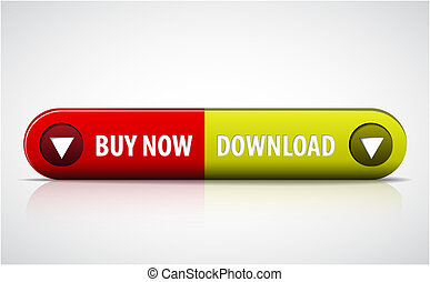 Buy now / Download double button