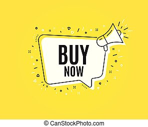 Buy Now. Special offer price sign. Vector