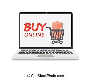 buy online shopping cart