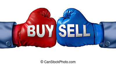 Buy Or Sell - Buy or sell stocks or shares in a business as...