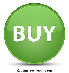 Buy special soft green round button