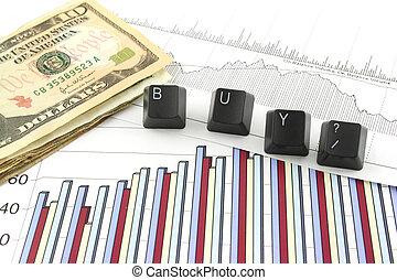 buy?, tabelle, affari