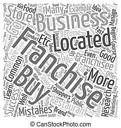 Buyer Beware Common Mistakes Failed Franchisees Make text ...