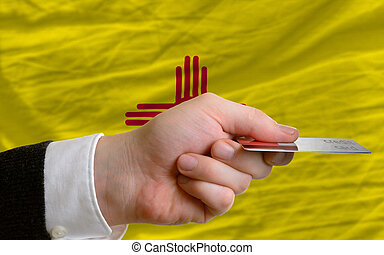 buying with credit card in us state of new mexico