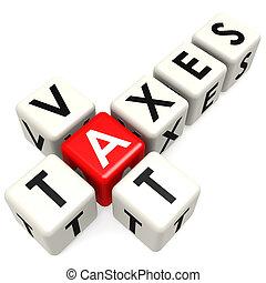 buzzword, iva, impostos