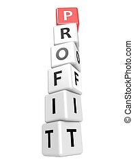 Buzzword profit