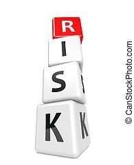 Buzzword risk - Hi-res original 3d rendered computer...