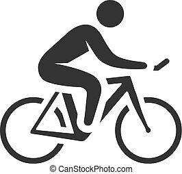 BW icon - Cycling
