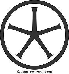 BW Icons - Bicycle wheel