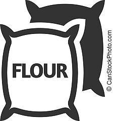 BW Icons - Flour sack