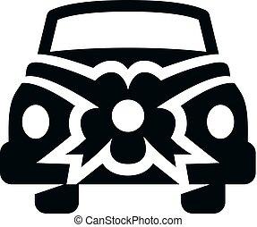BW Icons - Wedding Car