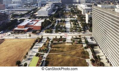 byen, Bygninger,  Angeles,  Timelapse,  Los, Californien, Hal, Udsigter