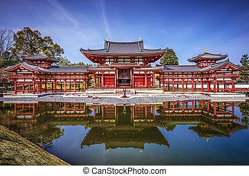 Byodo-in Temple in Kyoto, Japan - Kyoto, Japan at Byodo-in ...